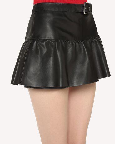 REDValentino QR3NH01D3V7 0NO Shorts Woman e