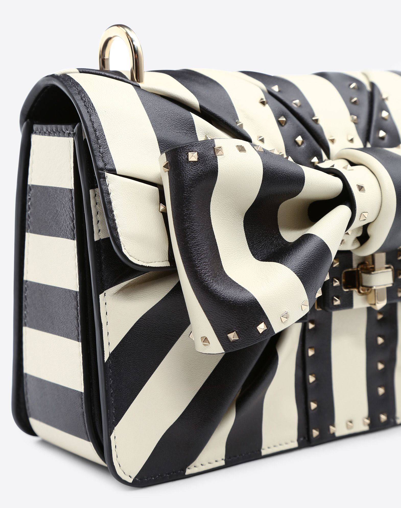 VALENTINO GARAVANI Side Bow Crossbody Bag  CROSS BODY BAG D b