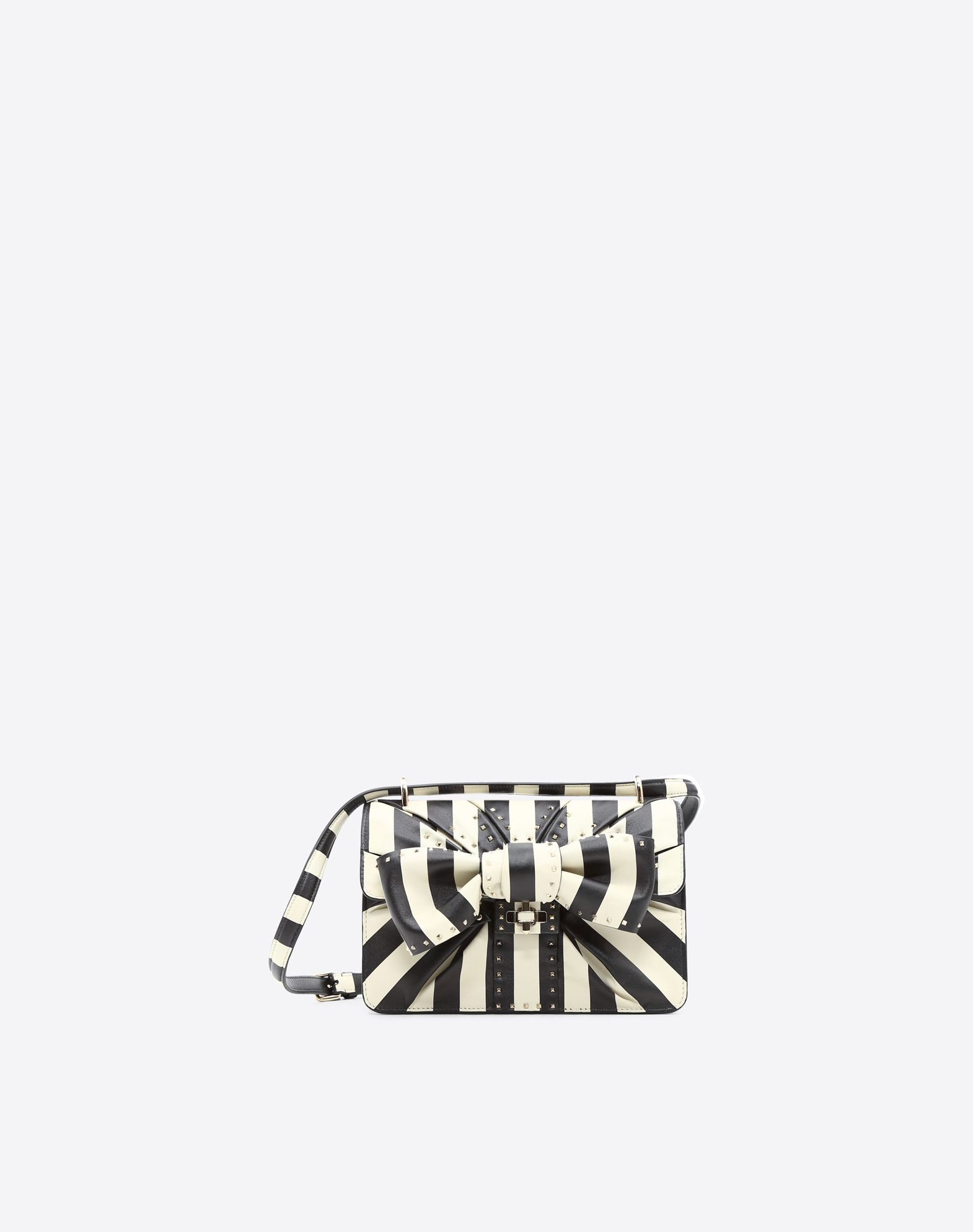 VALENTINO GARAVANI Side Bow Crossbody Bag  CROSS BODY BAG D f