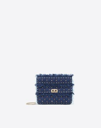VALENTINO GARAVANI HANDBAG D Candystud Top Handle Bag f