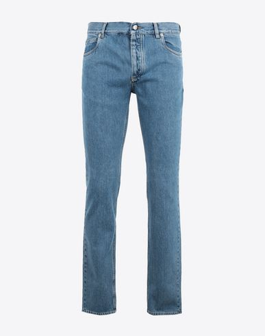 MAISON MARGIELA Jeans Man 80's washed slim-fit 5-pocket jeans f