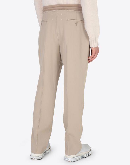 MAISON MARGIELA Wool drawstring trousers Casual pants [*** pickupInStoreShippingNotGuaranteed_info ***] e