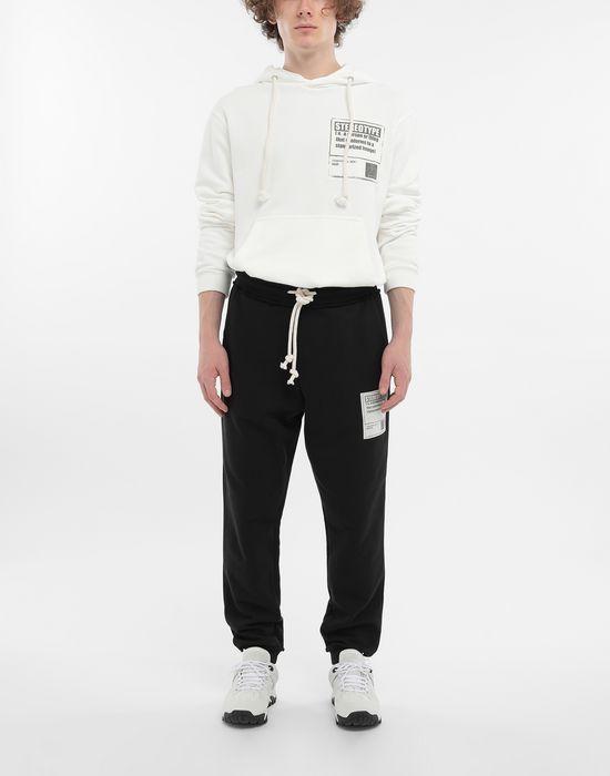 MAISON MARGIELA Cotton drawstring 'Stereotype' sweatpants Casual pants [*** pickupInStoreShippingNotGuaranteed_info ***] d
