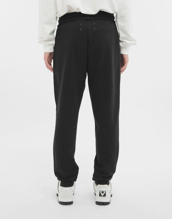 MAISON MARGIELA Cotton drawstring 'Stereotype' sweatpants Casual pants [*** pickupInStoreShippingNotGuaranteed_info ***] e