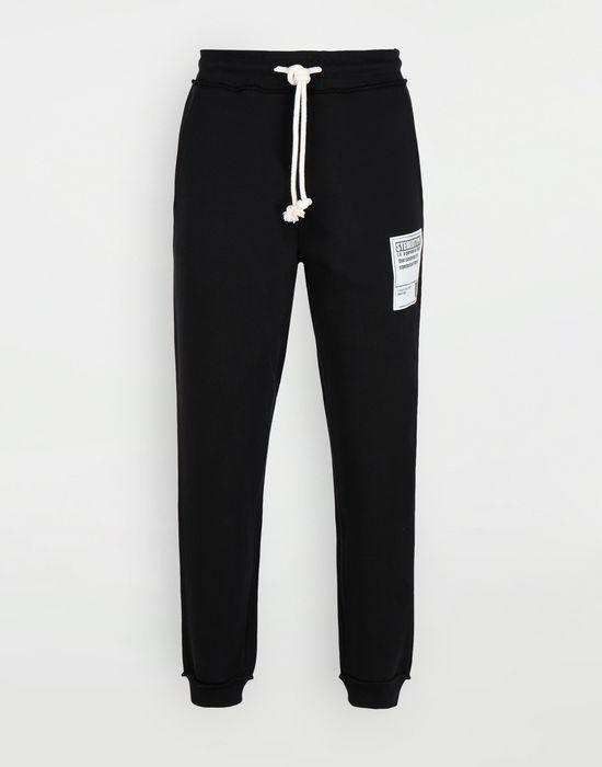 MAISON MARGIELA Cotton drawstring 'Stereotype' sweatpants Casual pants [*** pickupInStoreShippingNotGuaranteed_info ***] f