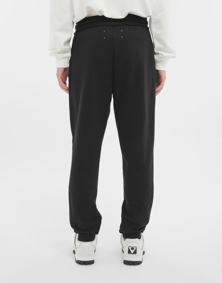 MAISON MARGIELA Cotton drawstring 'Stereotype' sweatpants Casual pants Man e
