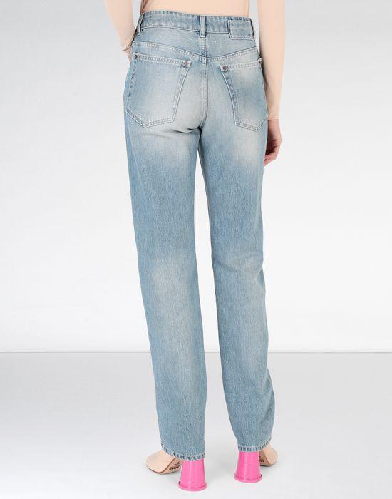 "MM6 MAISON MARGIELA Light ""garage"" wash flared jeans Jeans [*** pickupInStoreShipping_info ***] d"