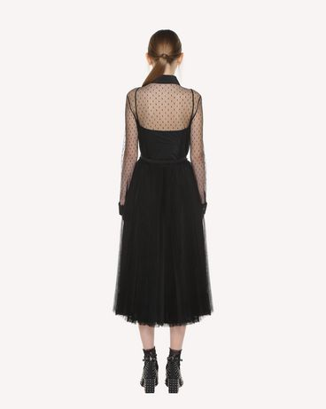REDValentino QR3RA3303TV 0NO Skirt Woman r
