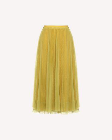 REDValentino QR3RA3303TV IL5 Skirt Woman a