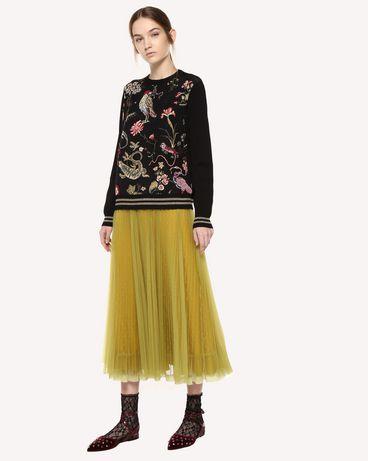 REDValentino QR3RA3303TV IL5 Skirt Woman d