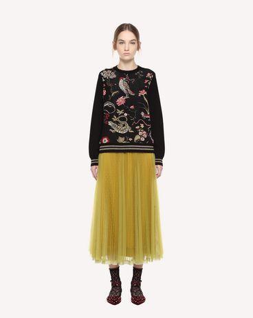 REDValentino QR3RA3303TV IL5 Skirt Woman f