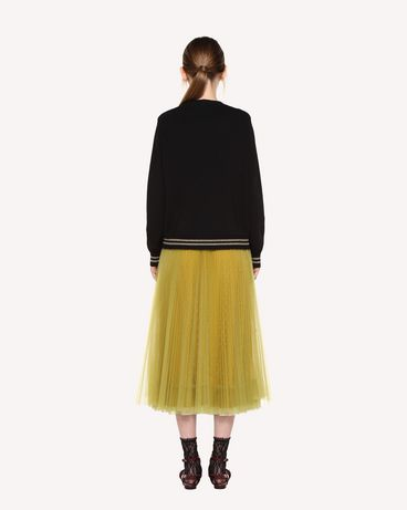 REDValentino QR3RA3303TV IL5 Skirt Woman r