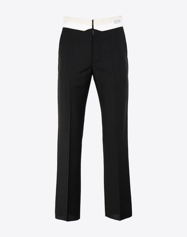 MAISON MARGIELA Casual pants Man Woven trousers f
