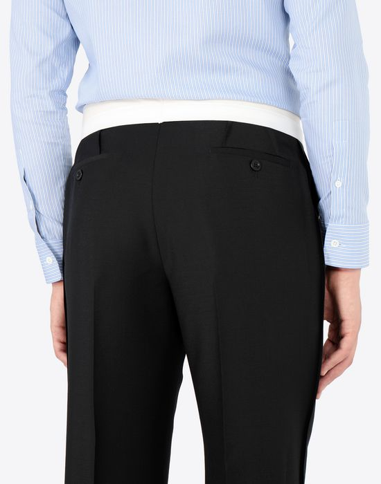 MAISON MARGIELA Woven trousers Casual pants [*** pickupInStoreShippingNotGuaranteed_info ***] b