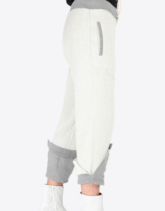 MAISON MARGIELA Contrasted cotton sweatpants Casual pants [*** pickupInStoreShippingNotGuaranteed_info ***] b