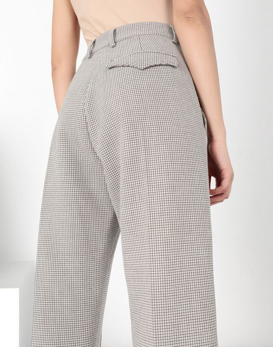 MM6 MAISON MARGIELA Cropped suiting trousers Dress pants [*** pickupInStoreShipping_info ***] a