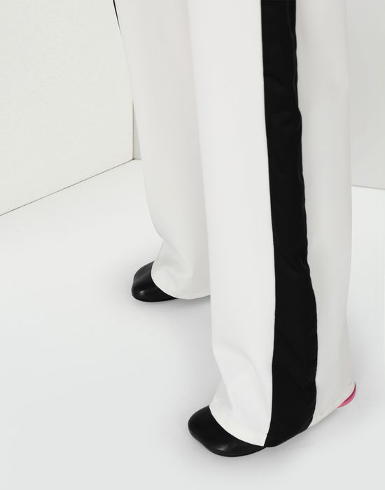 MM6 MAISON MARGIELA Suiting pants with edge stripes Casual pants [*** pickupInStoreShipping_info ***] a