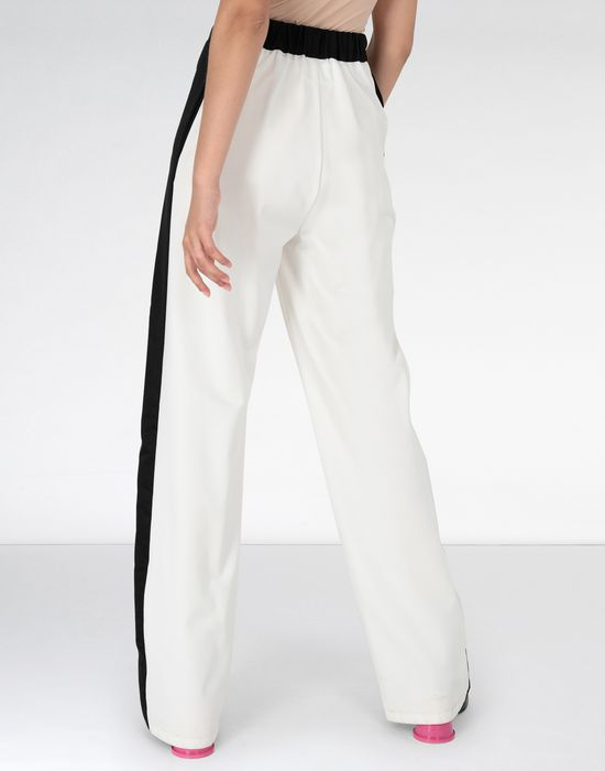 MM6 MAISON MARGIELA Suiting pants with edge stripes Casual pants [*** pickupInStoreShipping_info ***] d