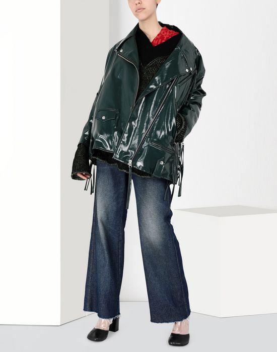 MM6 MAISON MARGIELA Dark 'garage' wash denim jeans Jeans [*** pickupInStoreShipping_info ***] r