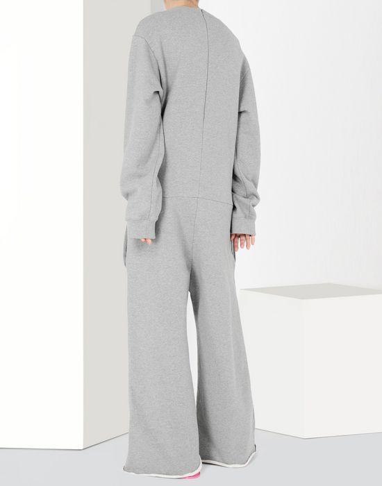 MM6 MAISON MARGIELA Oversized jersey jumpsuit Jumpsuit [*** pickupInStoreShipping_info ***] d