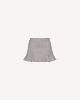 REDValentino Shorts Woman QR3RF1903SF 0NO a