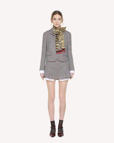 REDValentino QR3RF1903SF 0NO Shorts Woman f