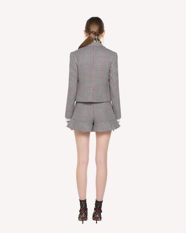 REDValentino QR3RF1903SF 0NO Shorts Woman r