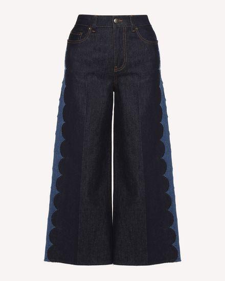 REDValentino Pants Woman QR3DD02R3UN 518 a