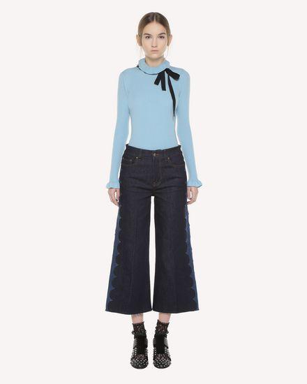 REDValentino Pants Woman QR3DD02R3UN 518 f