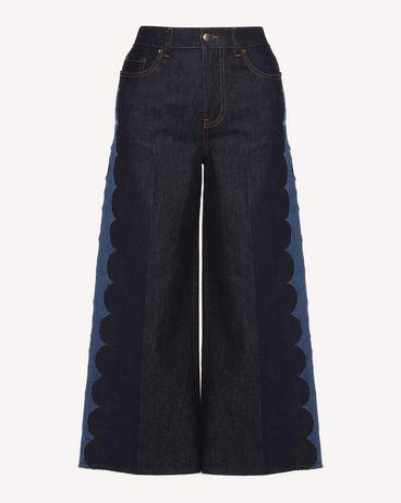 REDValentino QR3DD02R3UN 518 Pants Woman a