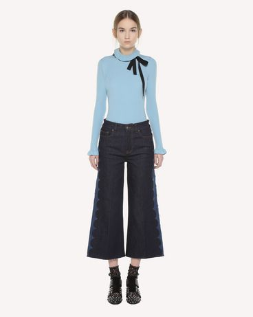 REDValentino QR3DD02R3UN 518 Pants Woman f