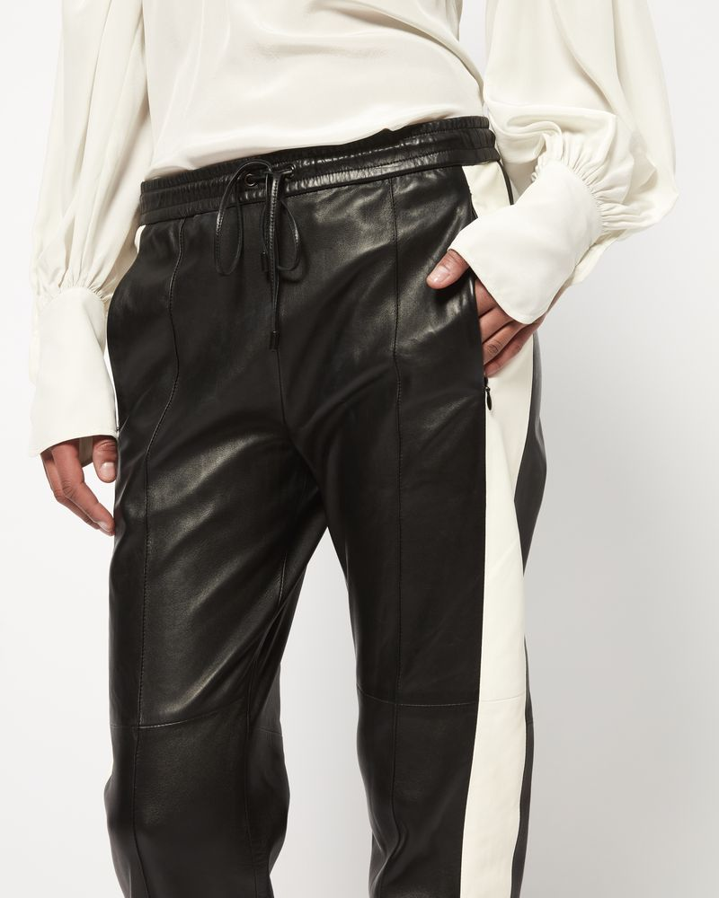 COY leather pants ISABEL MARANT