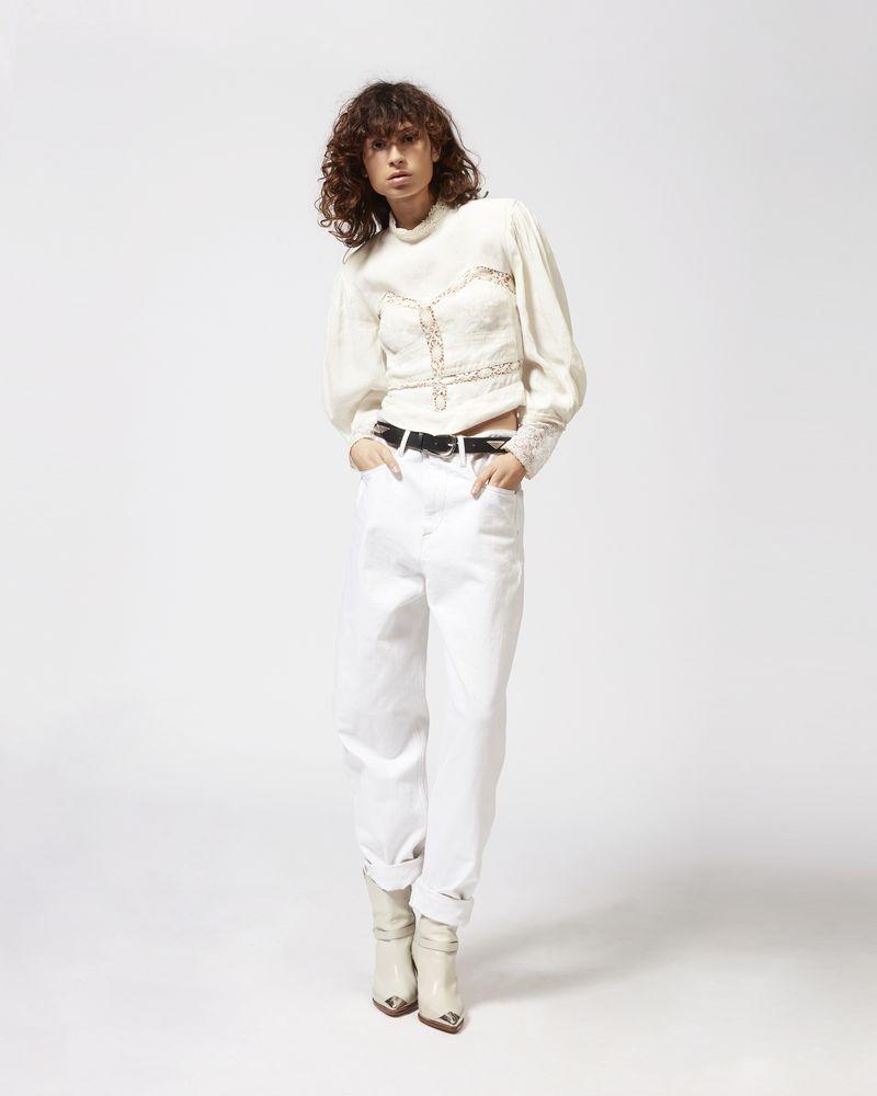 CORSY oversize jeans ISABEL MARANT ÉTOILE