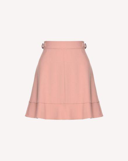 REDValentino Skirt Woman QR3RA3150VM R13 a