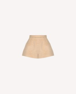 REDValentino Shorts in Panno Mohair