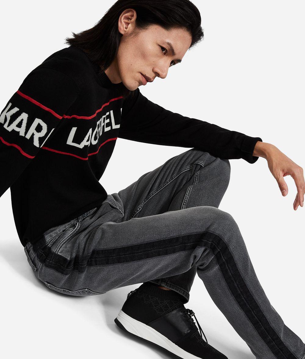 KARL LAGERFELD Slim Fit Jeans Jeans Man d