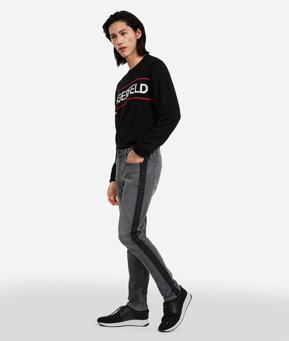 KARL LAGERFELD Slim Fit Jeans Jeans Man f