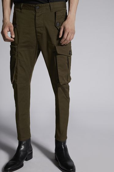 DSQUARED2 Trousers Man S71KB0108S42916900 m