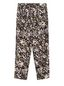 Marni Marken print pants in silk crepe  Woman - 2