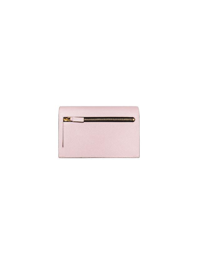 Marni Gusset wallet in saffiano calfskin Woman