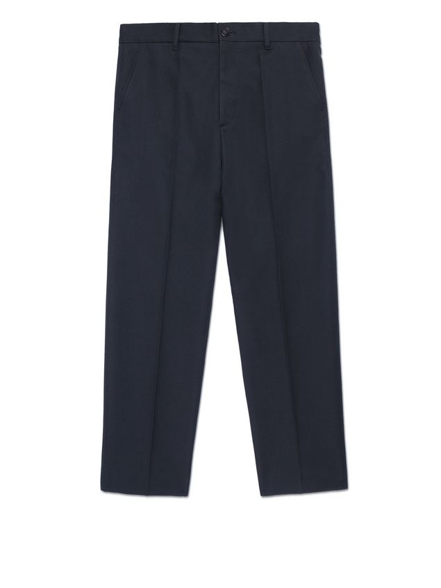 Marni Pants in tropical wool with elasticized waist Man - 2