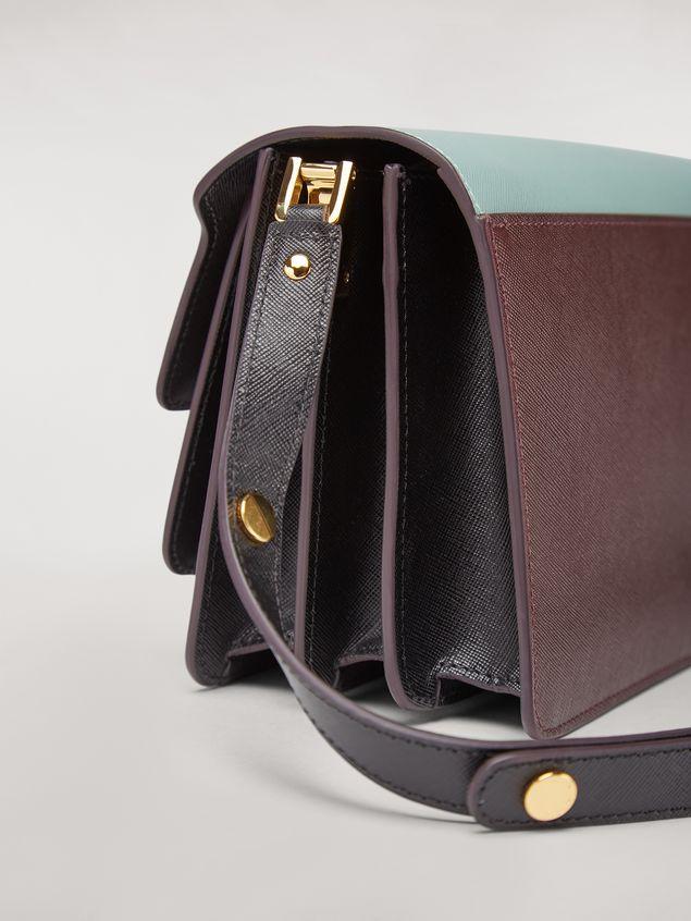 Marni TRUNK bag in saffiano calfskin Woman - 5