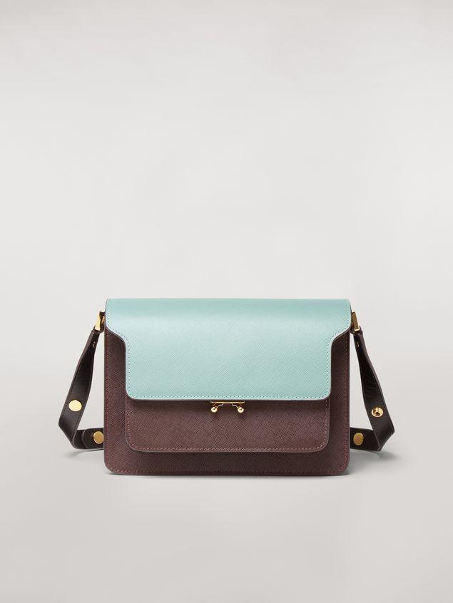 Marni TRUNK bag in saffiano calfskin Woman - 1