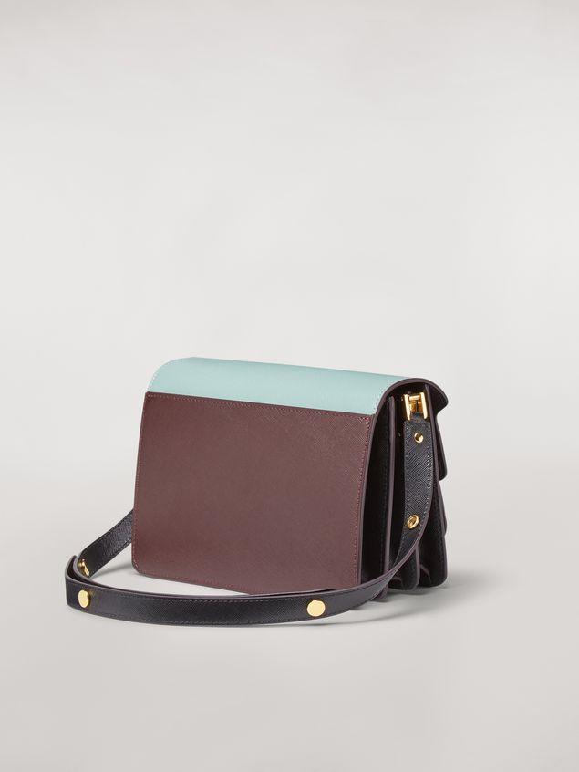 Marni TRUNK bag in saffiano calfskin Woman - 3