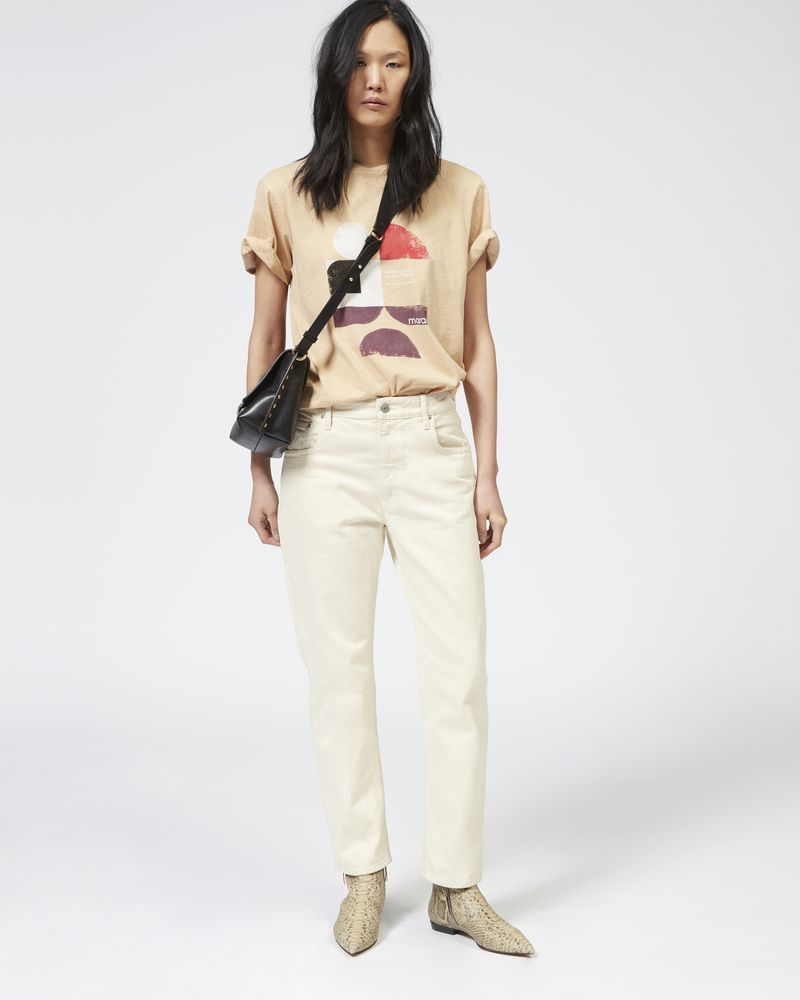 FLIFF colored denim pants ISABEL MARANT ÉTOILE