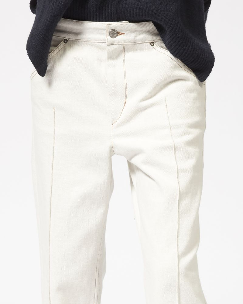 GOLKY cropped denim pants ISABEL MARANT