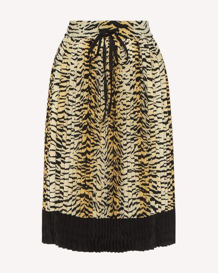 REDValentino Skirt Woman QR3RA2Z53TR 954 a
