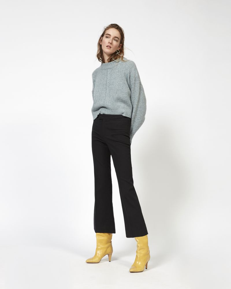 NYREE flared stretch trousers ISABEL MARANT