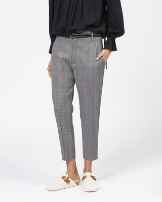 ISABEL MARANT ÉTOILE PANT Woman NOAH Super 100 trousers r