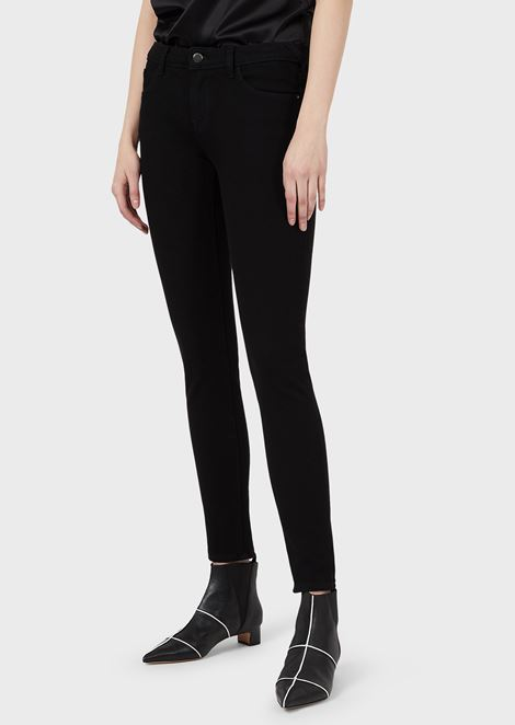 J28 super skinny jeans in stretch denim